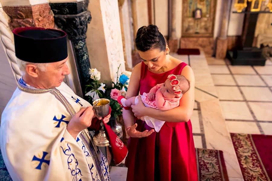 fotografia de botez