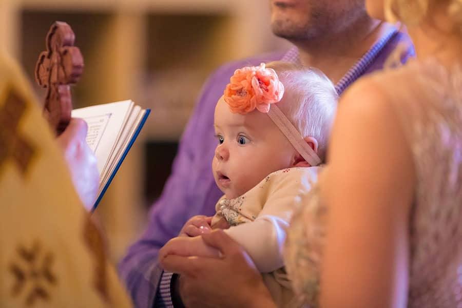 filmare de botez
