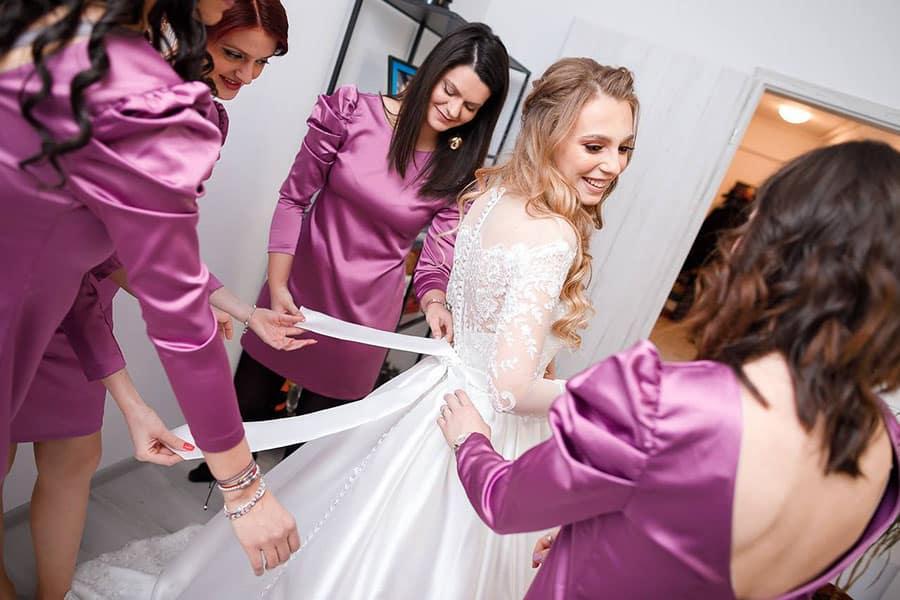 Cum sa arati bine in pozele de la nunta