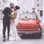Filmarea de nunta finalizata cu montaj profesional