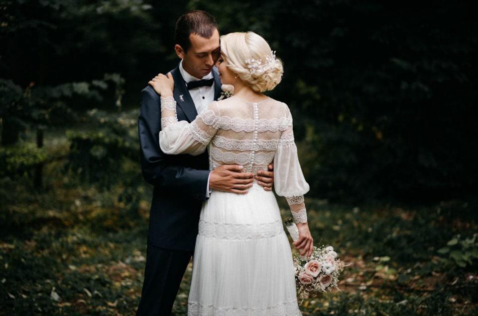Filmarea unei nunti de poveste