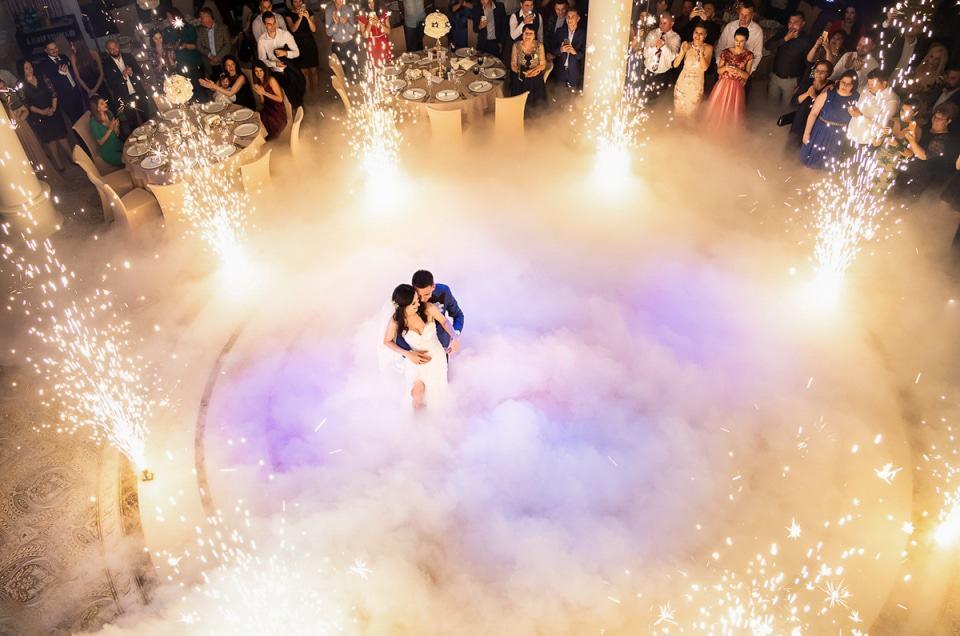 O filmare de nunta superba